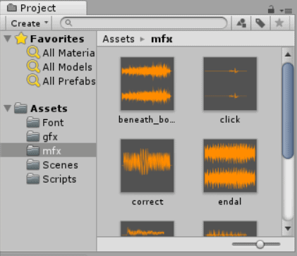 Unity 101 : Playing a sound when a UI button is pressed - Geeks Hangout