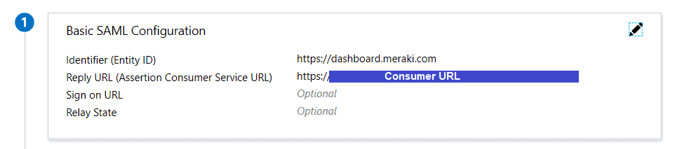 Meraki SAML Single Sign-on with Azure AD - Geeks Hangout